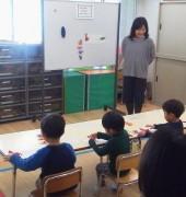 2年保育受験 幼稚園別クラス 2022年秋受験児